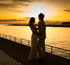 湘南 江の島オーシャン・フォトウェディング&海前撮り