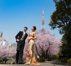 東京タワー(芝公園)フォトウェディング&Amp;前撮り